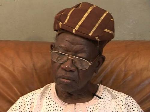 BREAKING Former Lagos Governor, Lateef Jakande, Is Dead