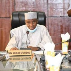 Bandits Attack Easily Because Nigerians Are Cowards — Defence Minister, Magashi