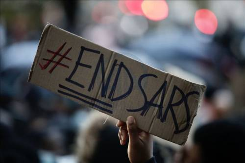 Court Orders CBN To Unfreeze Accounts Of EndSARS Protesters