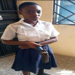 Cross River Police Parade Secondary Schoolgirl Caught With Gun, Who Says She's A Cult Member