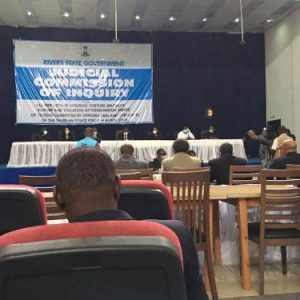 EndSARS Judicial Panel