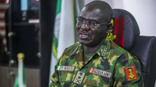 It Will Take 20 Years To Address Insecurity In Nigeria— Buratai