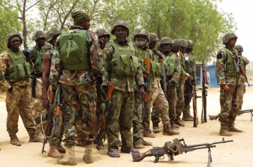 I've Withdrawn My Last Child From School Due To Poverty — Widow Of Nigerian Soldier Who Died In Battle Laments Unpaid Benefits