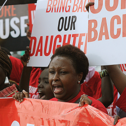 Kidnapped Nigerian girls We must act fast against Boko Haram terrorists