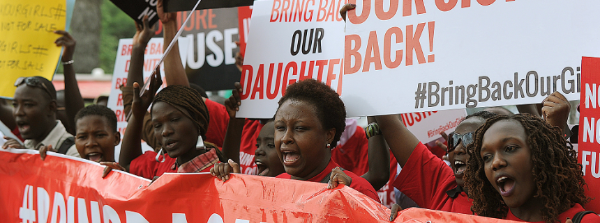 Kidnapped Nigerian girls We must act fast against Boko Haram terrorists