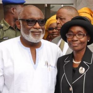 Lawsuit By Ondo Chief Justice Dropped Days After Victim Cried Out From Jail