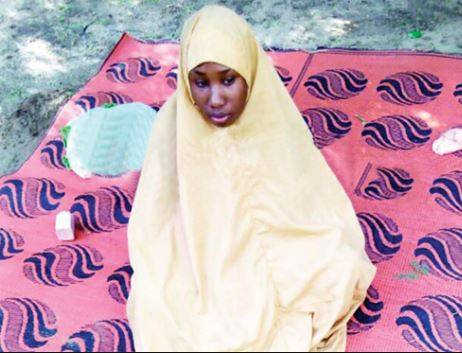 Leah Sharibu Captivity