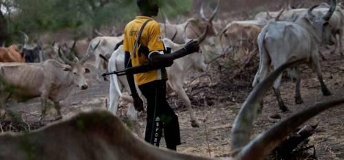 Residents Of Ogun Community Rush To Withdraw Children From School As Suspected Fulani Herdsmen Kill Couple