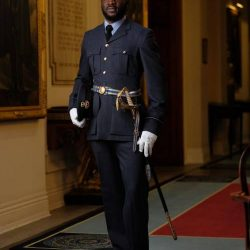 United Kingdom Commissions Nigerian Into Its Royal Air Force