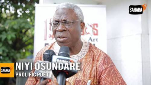 Your Handling Of Herdsmen's Crisis Amateurish, Dangerously Incompetent — Niyi Osundare Slams Buhari
