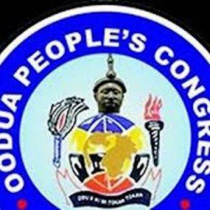 oodua peoples congress-opc